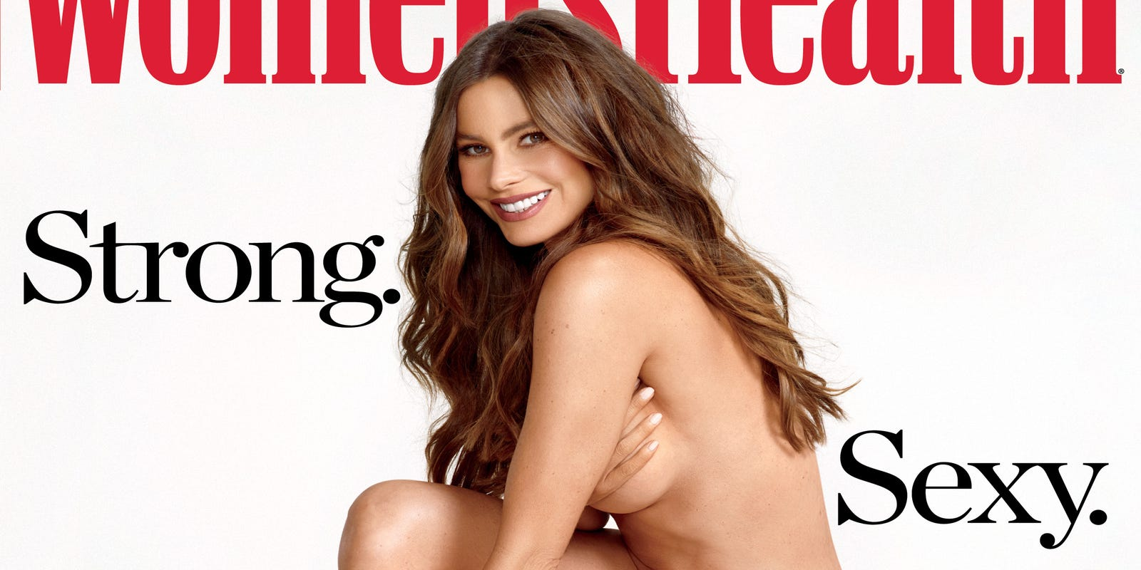 Julia Louis Dreyfus Ever Been Nude sofía vergara poses nude and looks fabulous at 45