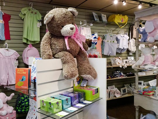 Children's items at Guilbeaux Pharmacy in Carencro