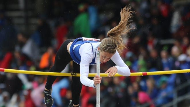 NV/Demarest's Michelle Rubinetti will be among the North Jersey contenders on Sunday.