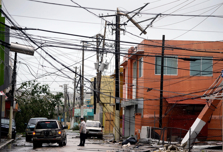Two Person Energy Firmu0027s $300 Million Puerto Rico Contract Raises Eyebrows