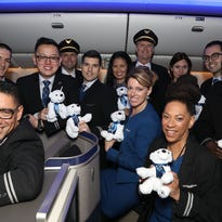 United's new Boeing 777, 'Polaris' biz class now officially in service