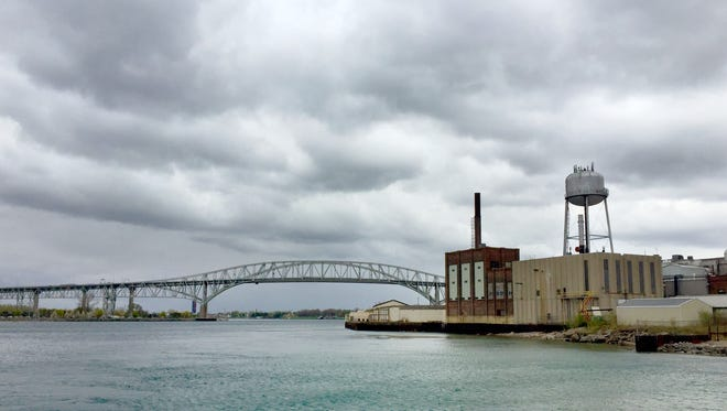 Vortex Hydro Energy, a company that has previously studied harnessing the St. Clair River's current, will be placing energy generating devices in the river near Dunn Paper in Port Huron this summer.