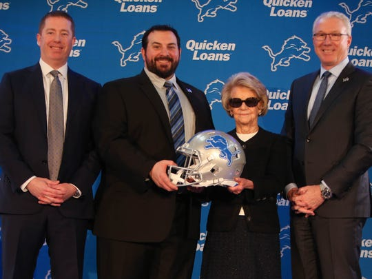 The Lions enter Year 2 of the Matt Patricia era.