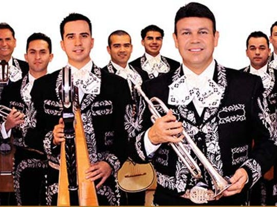 Mariachi Sol de Mexico has played to sold out halls