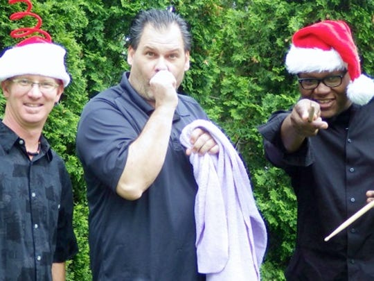 The Cartoon Christmas Trio returns to Winterthur Museum, Garden and Library on Thanksgiving Eve.