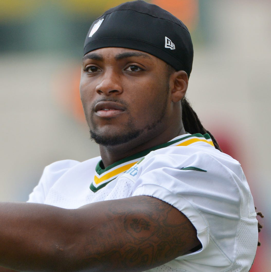 Mike McCarthy believes DuJuan Harris (pictured) could be the Packers' starting tailback in 2013.