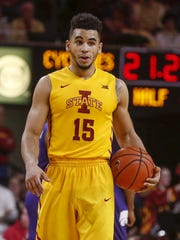 Former Iowa State guard Naz Mitrou-Long is making the