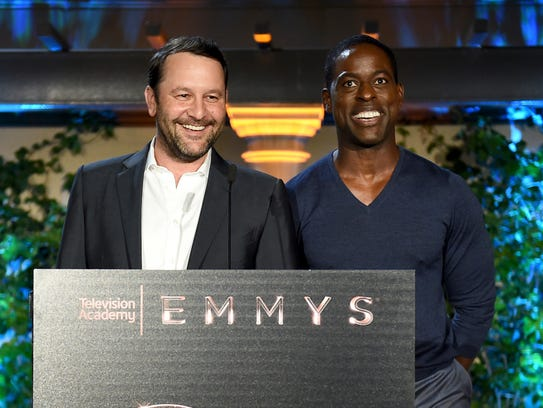 IMAGE DISTRIBUTED FOR TELEVISION ACADEMY - Dan Fogelman,