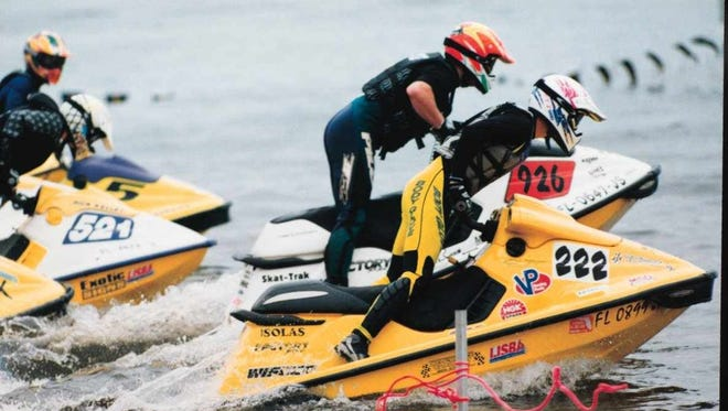 Cocoa Beach Grand Prix is a personal watercraft racing event will feature the best Aqua Cross athletes in the country competing for the national title.