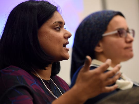 Taneeza Islam is the executive director for South Dakota Voices for Peace, which received a national award for its work in immigration and justice.