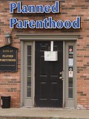 The Livonia office of Planned Parenthood was the location