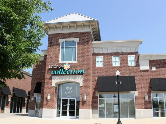 The new LACASA Collection, an upscale resale shop in Howell, is located at 120 W. Highland Road in the Crossroads Town Center.