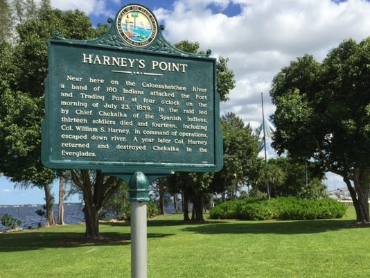 Harney's Point