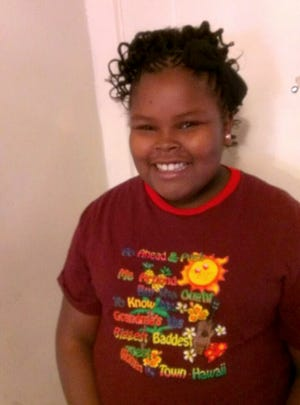Jahi McMath, 13, suffered complications after a tonsillectomy.