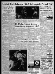 This week in BC Sports History - Week of Nov. 12, 1965