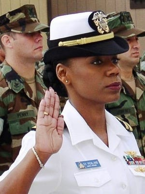 Former Navy Lt. Cmdr. Sy'needa Penland says her career was ruined after she tried to stop wasteful spending at her command. She was court-martialed for alleged adultery and kicked out of the service months before her 20-year mark, losing all her retirement benefits.
