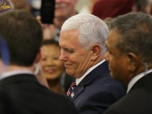 Letter: Pence's visit to Mike Braun and the 1 percent