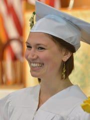 Leanna Miller graduated from Maharishi School in Fairfield.