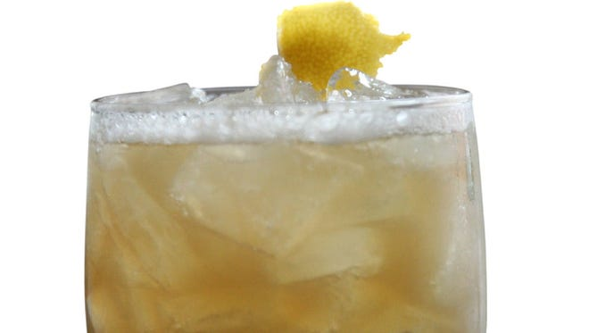 The hotel bar at Proof on Main was named one of the 10 best by USA Today.  The Gold Rush cocktail might have helped.
