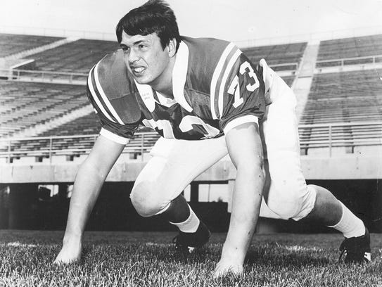 Larry Jacobson was an O'Gorman standout who went on