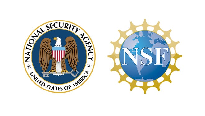 National Security Agency and National Science Foundation