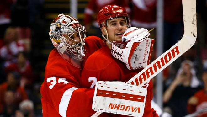 The Detroit Red Wings' streak of 25 consecutive seasons reaching the playoffs could be in doubt this season.