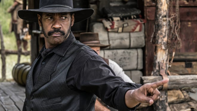 Denzel Washington stars in the new 'The Magnificent Seven.' The movie opened strong with $35 million in its first weekend, but has a long way to go to recoup what it cost to make.