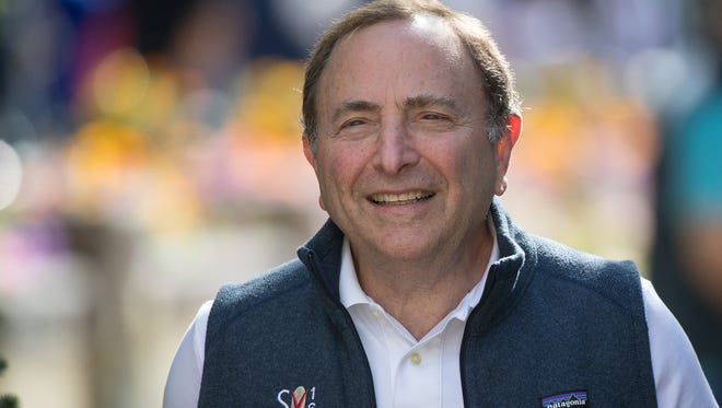 Commissioner Gary Bettman says NHL owners don't have much interest in sending players to the 2018 Winter Olympics.