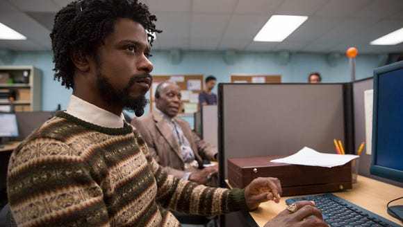 Lakeith Stanfield stars as a black telemarketer who