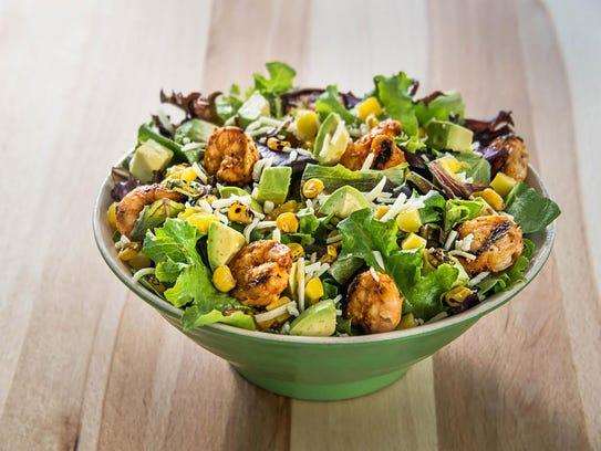 The Don Quixote salad at Mad Greens.