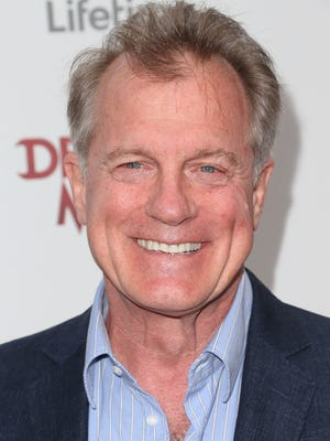 Stephen Collins in June 2013 in Pacific Palisades, California.
