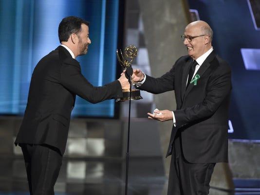 Jimmy Kimmel, Jeffrey Tambor