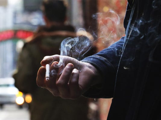 Smoking is at a record low in the US, but the benefits aren't shared equally