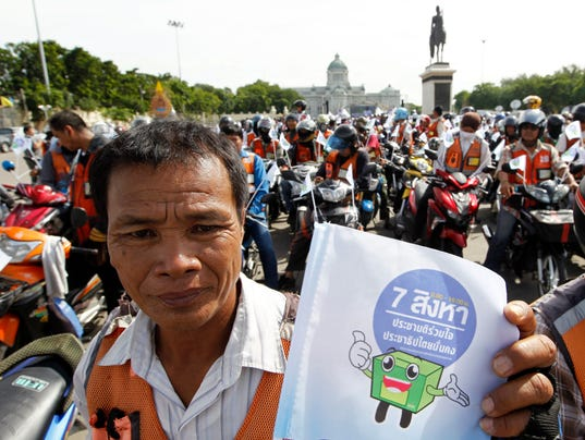 Thailand to vote on new constitution that critics say ...