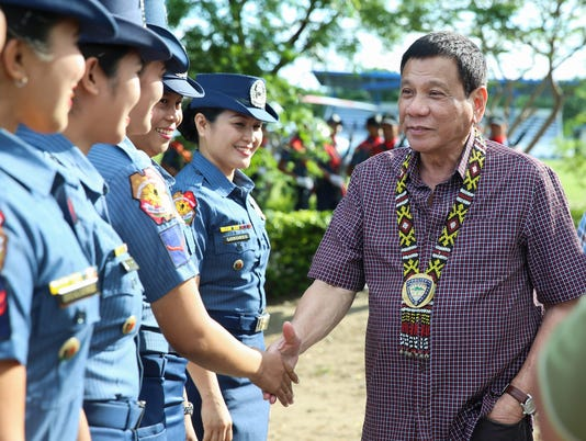 EPA PHILIPPINES DUTERTE ANTI CRIME WAR CLJ CRIME PHL
