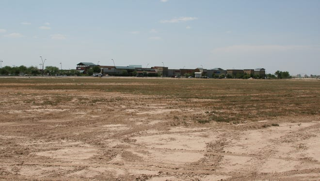 A mixed-use entertainment district will be built  in the Town Center area on 20 acres.