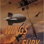 "Rick Verploegen, aka R.N. Vick, the author of ""Wings of Fury,"" was a Havre Middle School student."