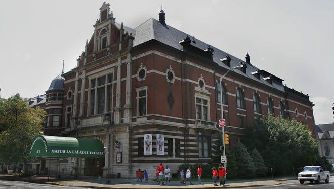 The Athenaeum, formerly Das Deutsche Haus