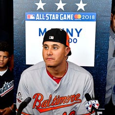 Manny Machado's nephew wants to see his uncle on the New York Yankees