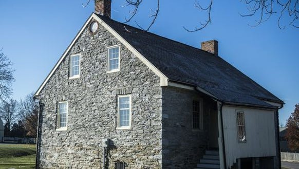 The future of the Fisher-Crouse house, Hanover's oldest