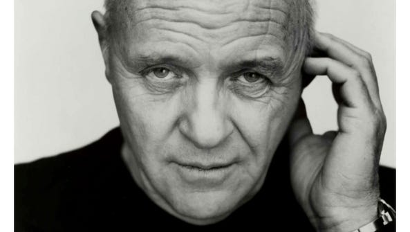 Sir Anthony Hopkins will exhibit his art at the Desert