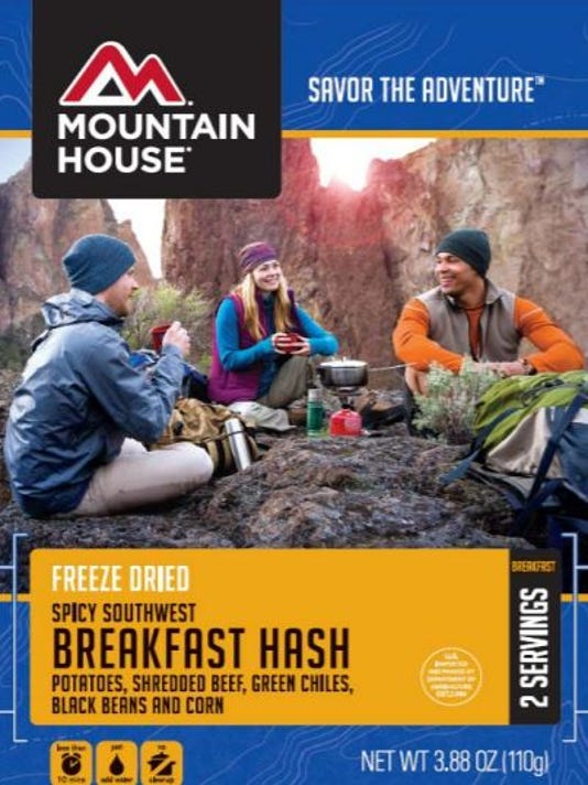 Recall issued for freeze-dried breakfast product