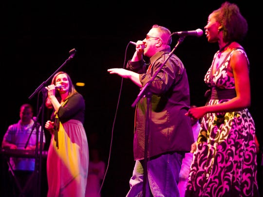 Belizbeha, shown performing at the Burlington Discover Jazz Festival in 2009, reunites for a show at this year's event on June 9.