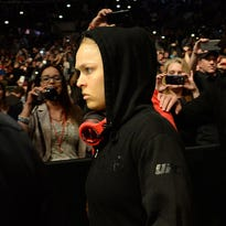 Ronda Rousey retained her title with the fastest championship finish in UFC history.