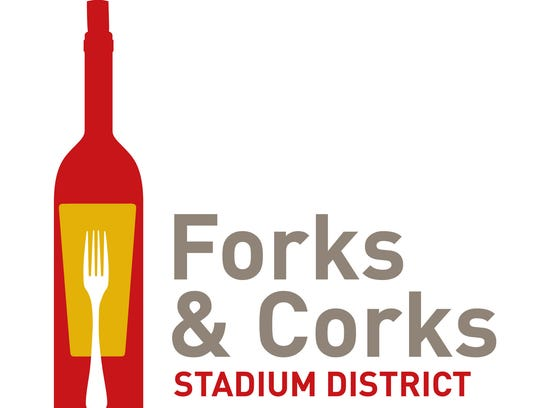 Forks & Corks will be held from 6 p.m. to 9 p.m. Tuesday