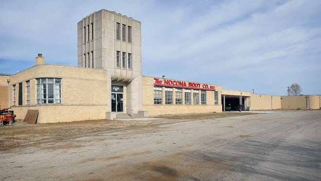 The old Nocona Boot Co. building has been purchased and is being renovated into a food bank and community outreach center, a vehicle auction site, concert venue and restaurant.