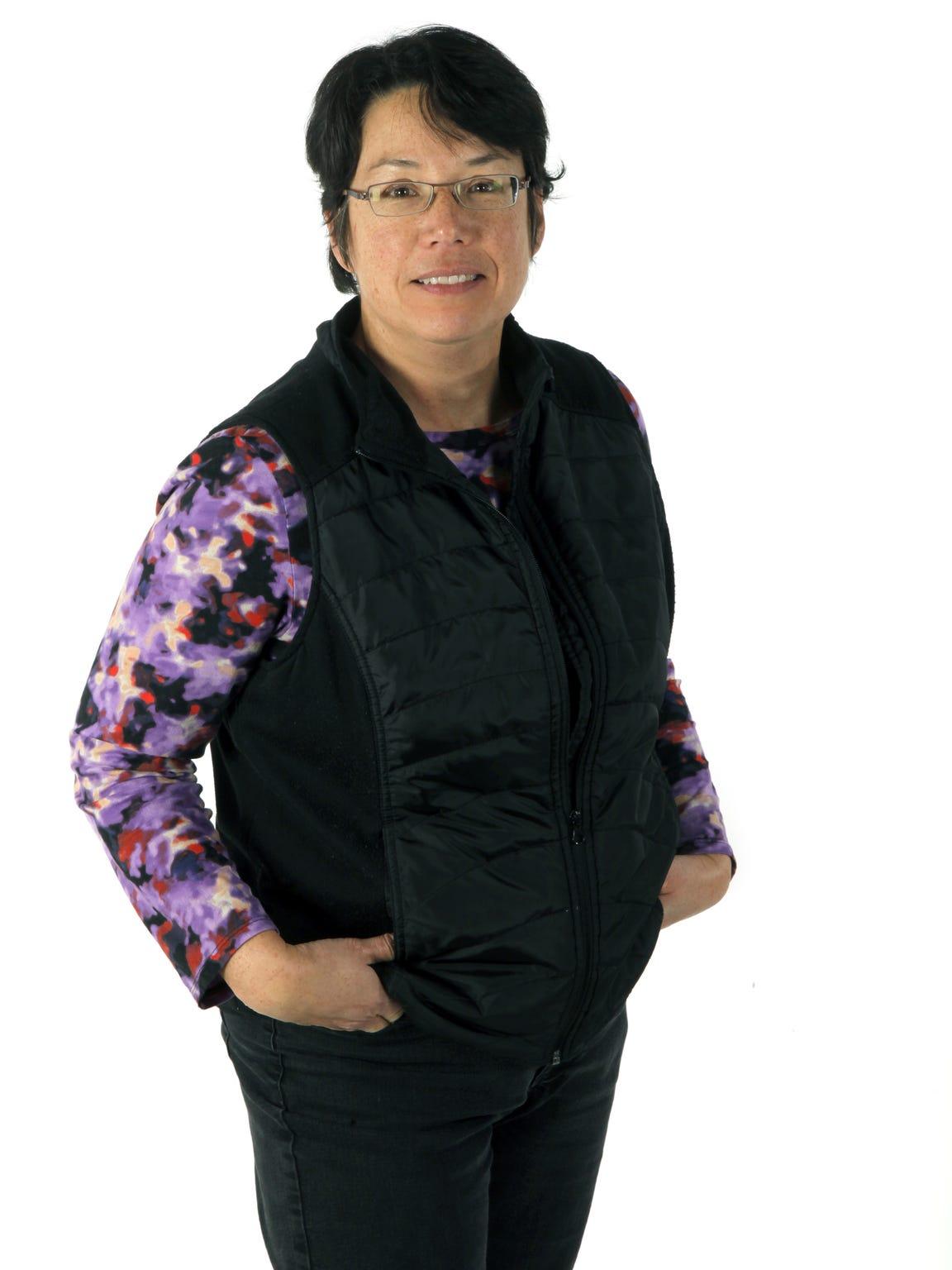 Staff photographer Tina MacIntyre-Yee