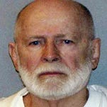 """This file June 23, 2011, booking photo provided by the U.S. Marshals Service shows James """"Whitey"""" Bulger. Former mobster Bulger, convicted of participating in 11 murders during the 1970s and '80s, will not get a new trial, a federal appeals court ruled on Friday, March 4, 2016."""