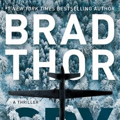 5 new books you won't want to miss this week, including the new Brad Thor thriller