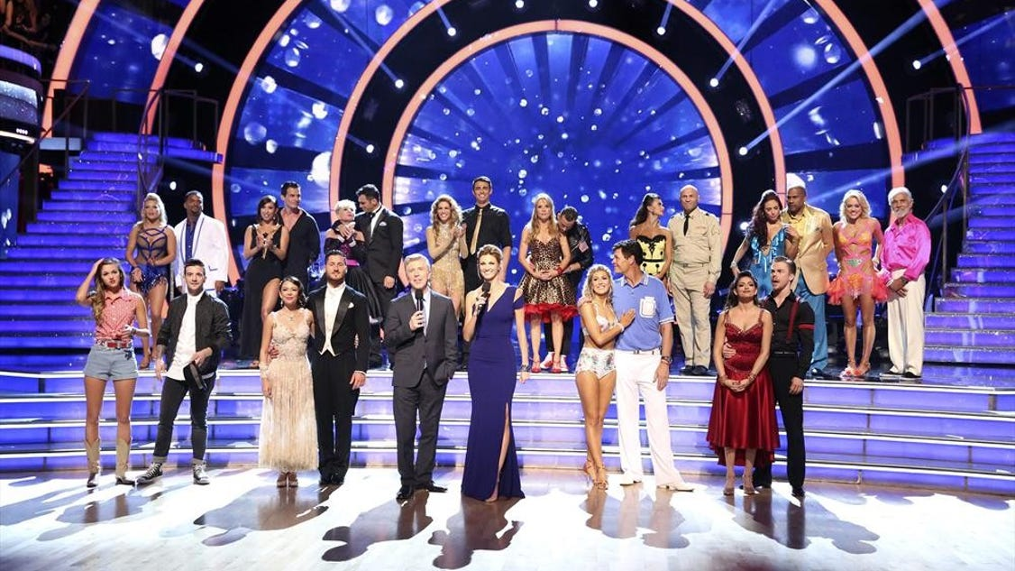 'Dancing with the Stars': 2nd celeb eliminated